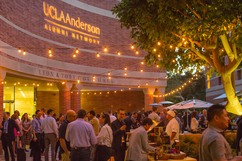 UCLA Anderson Alumni Weekend 2018