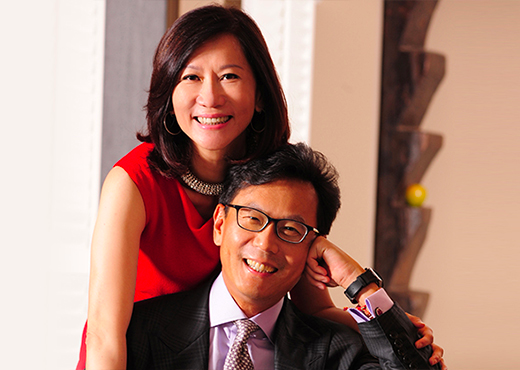 UCLA Anderson Daniel Tsai Family
