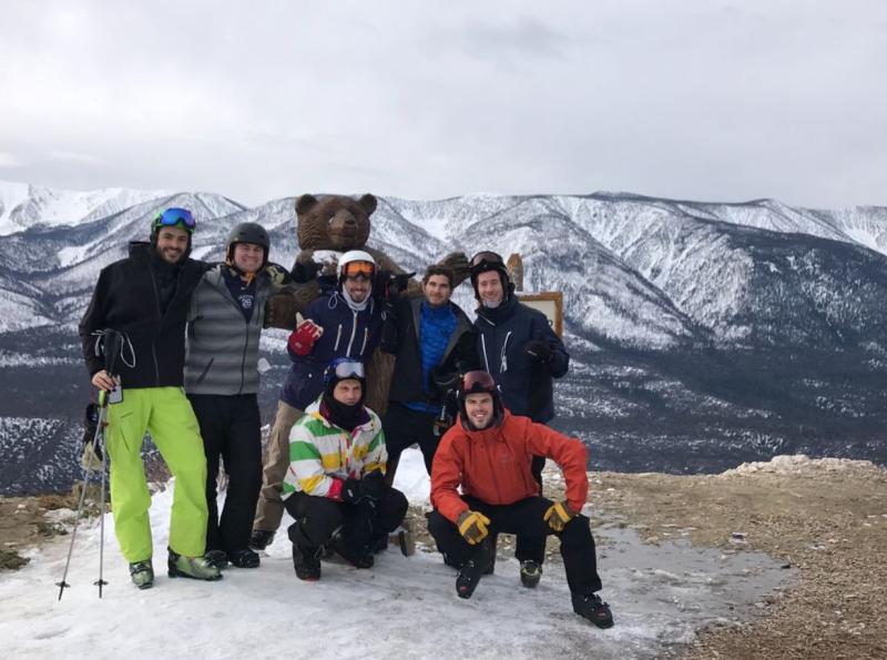 Bryan Ski trip