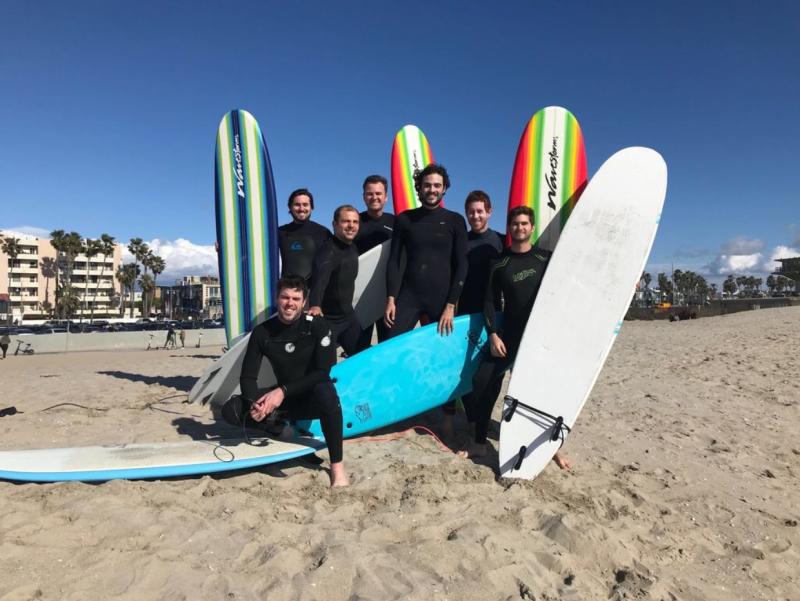 Bryan Surf Trip